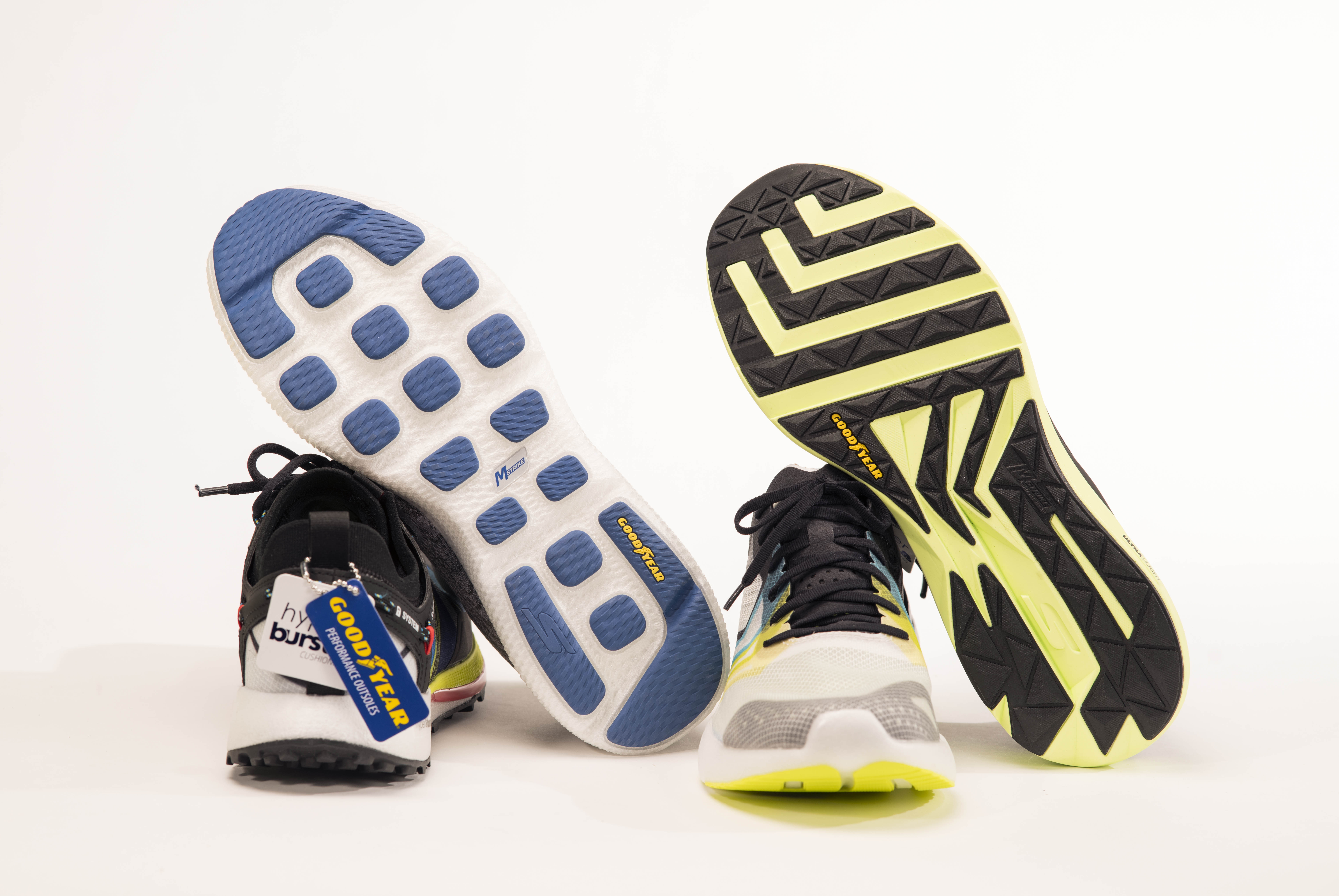 Skechers Collaborates with Goodyear on